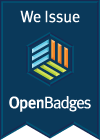 We Issue Open Badges